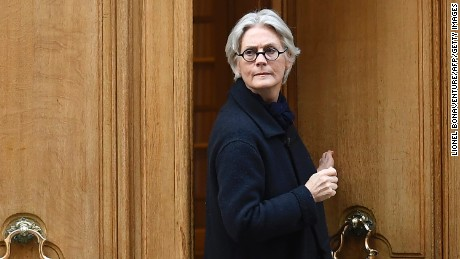 Welsh wife of Elysee hopeful Francois Fillon handed 'fraud' charges
