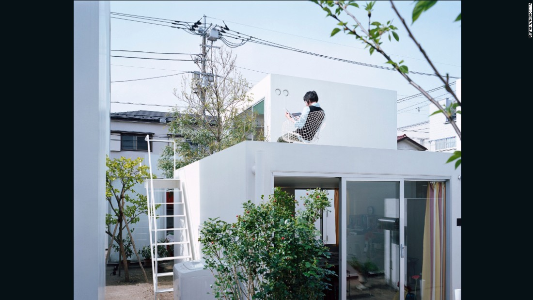 The Moriyama House is widely seen as one of the most groundbreaking homes built in the 21st century for the way it has separate units -- most simply small rooms -- interweaving with the gardens outside creating a sense of community in the city center.