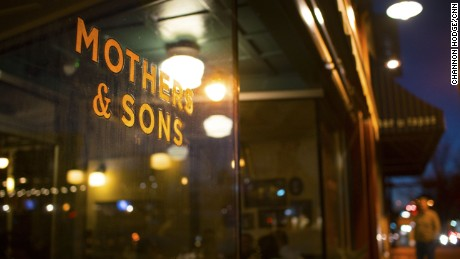 Mothers and Sons focuses on regional Italian cuisine.