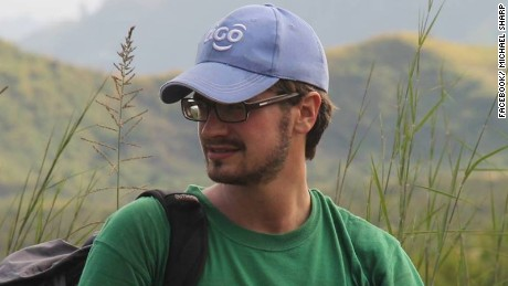 Michael Sharp, one of two UN experts who went missing in the Democratic Republic of the Congo earlier this month.