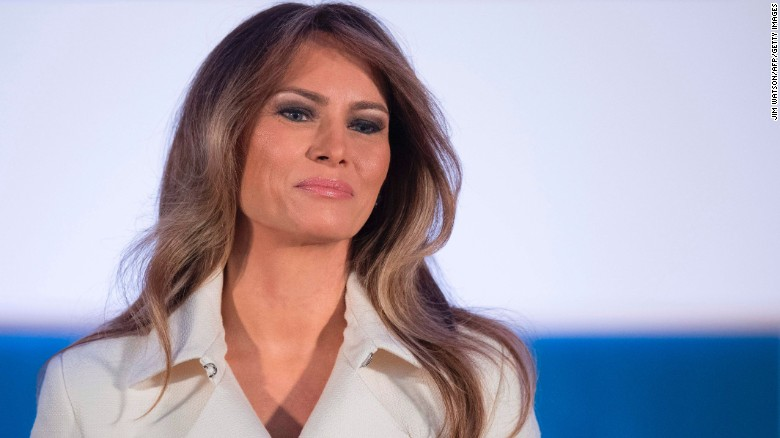 Inside Melania Trump's first 100 days
