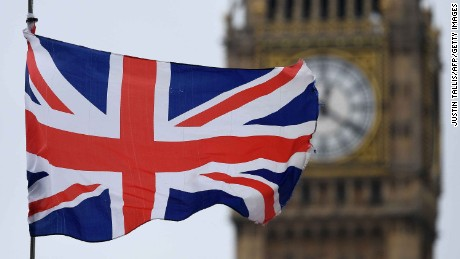 European Union  draft guidelines soften line on future United Kingdom  relationship