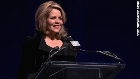 Opera singer Renee Fleming speaks at the Pepsi Super Bowl XLVIII Halftime Show Press Conference at the Lincoln Center on January 30, 2014 in New York City.