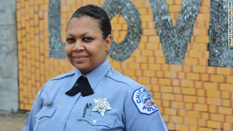 CNN Hero Jennifer Maddox, a member of the Chicago Police Department, also runs an after school program for kids who need a safe space to grow.