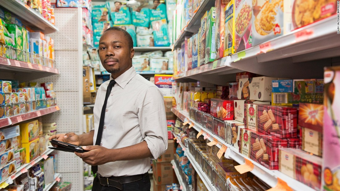 A Software Engineer Is Feeding Nigeria's Poor With An App