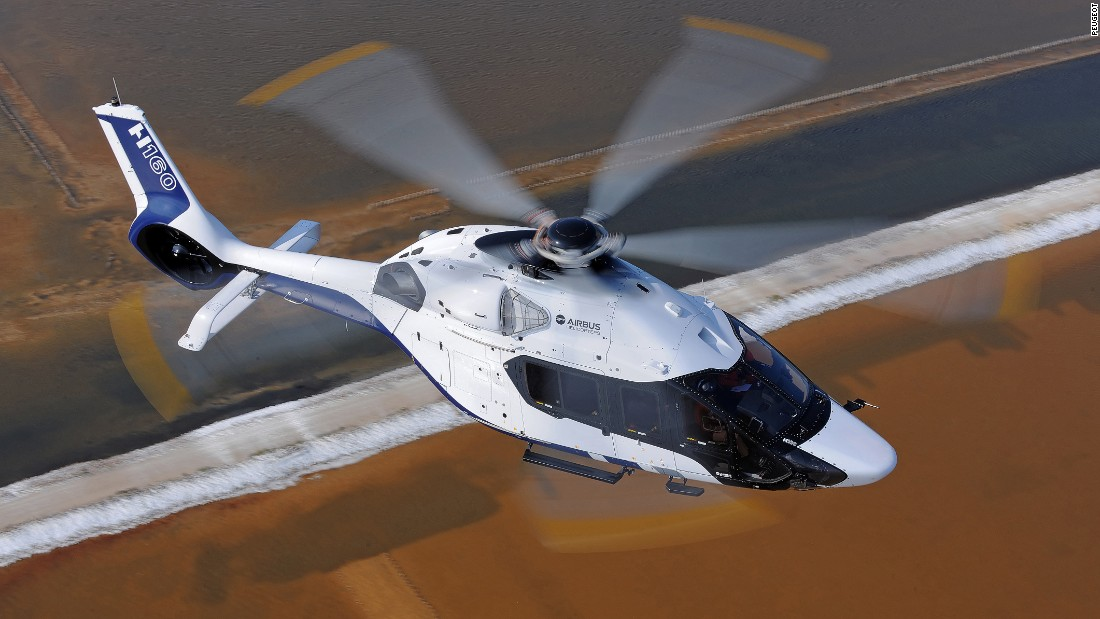 Peugeot Design Lab pitched for the contract to work with Airbus on the H160. It turned out to be one of the division's first pieces of work.