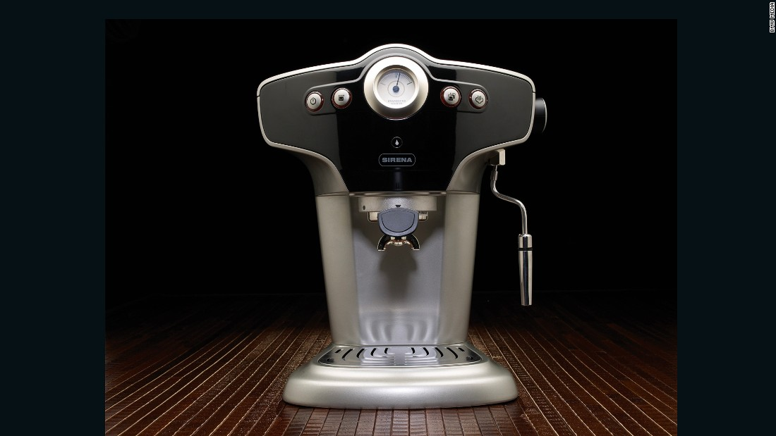 Designworks was established as a consultancy business before it was bought out by BMW. The firm has collaborated in a huge number of industries, including this coffee machine for Starbucks.
