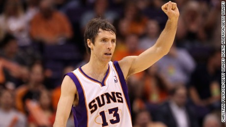 Steve Nash loves underdogs, dishes out tips on NBA success
