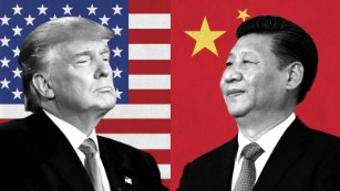 Trump and Xi at G20 in Hamburg: Time to abandon illusions