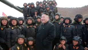 White House: 'The clock has now run out' on North Korean nuclear program
