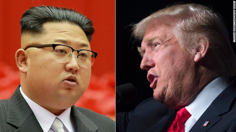 Trump: Chance of major conflict with N. Korea