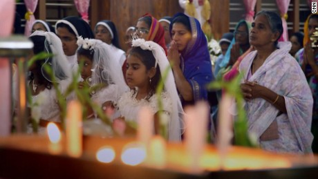 Inside India's ancient Christian community