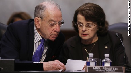 Senate judiciary panel digs into Russian election interference at hearing Wednesday