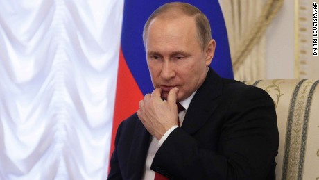 Putin slams 'trumped-up' US strike against Syria