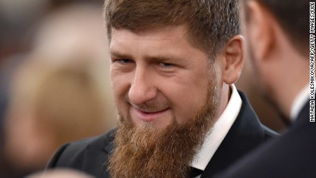 Ramzan Kadyrov, seen here in December 2016, said Chechnya and Russia could be weakend by vices.
