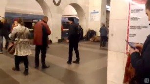 Officials: Metro bomb suspect from Kyrgyzstan