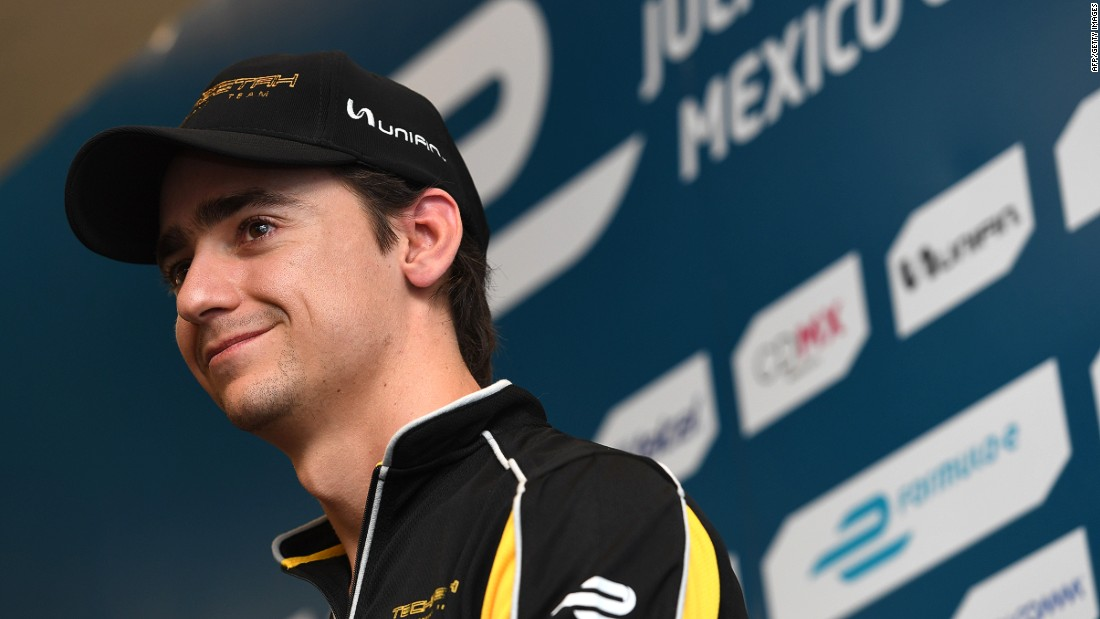 Mexico's Esteban Gutierrez made his Formula E debut at the Autodromo Hermanos Rodriguez. The ex-F1 driver didn't disappoint his home fans claiming a point with a 10th-place finish for his new team, Techeetah.