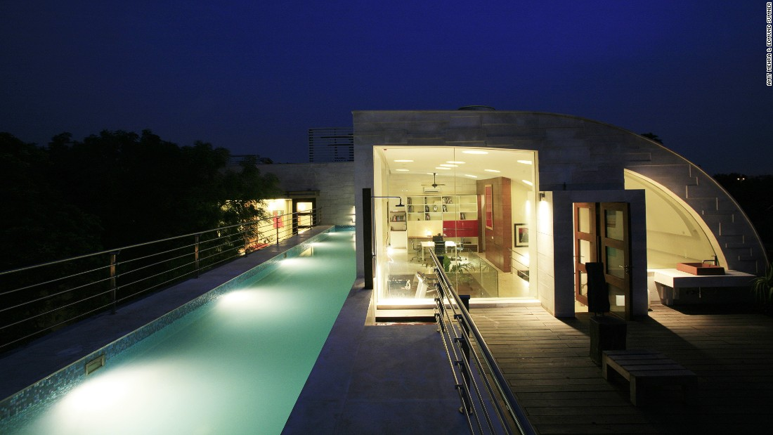 This Environmental House Designed By Manit Rastogi And Sonali Rastogi Of Architecture Firm Lt