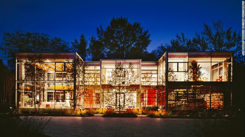 Architecture House Building the spectacular homes architects build for themselves | cnn style