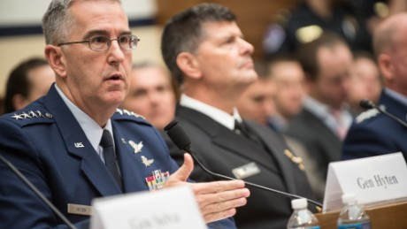In departure from Trump, US general says China must be part of North Korea solution