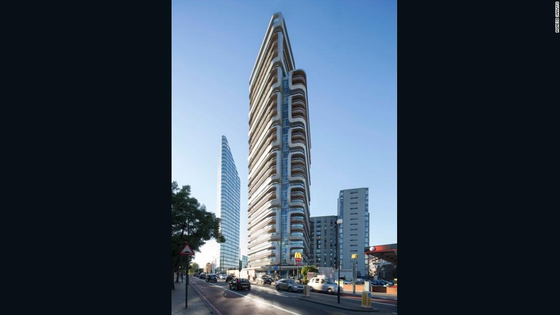 Google Unveils Designs For Sprawling London Headquarters Cnn