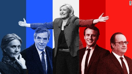Scandal and intrigue: Understanding France's presidential election
