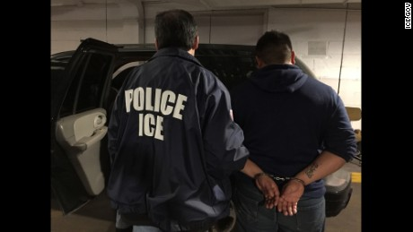 The real 'bad dudes': A look at some of the criminals ICE has caught recently