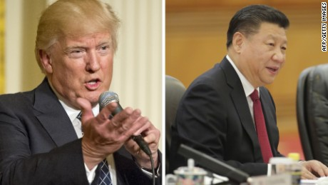 Trump prepares for critical meeting with Xi