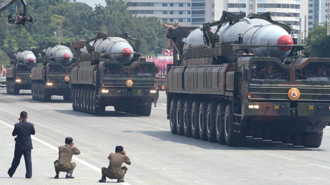 Resultado de imagen para north korean weapons