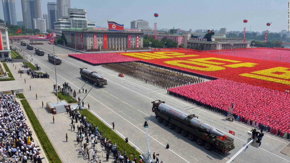 What we can learn from North Korean military parades - CNN.com