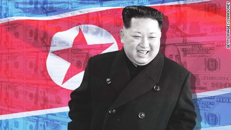 cnnmoney north korea kim jong un