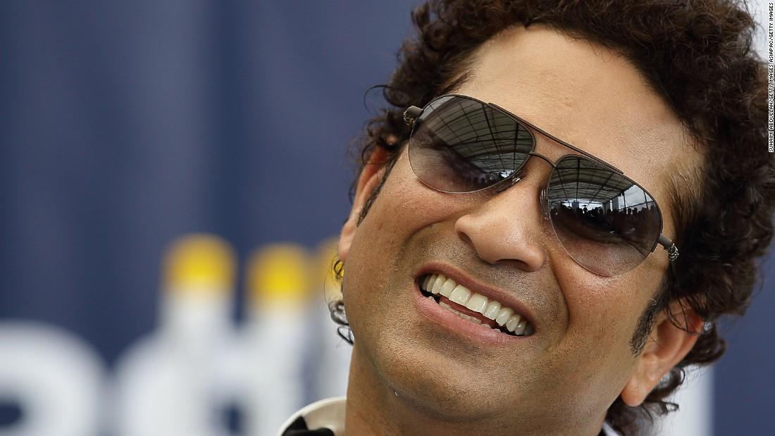 "Sachin Tendulkar has released his debut single as a ""special tribute"" to his former teammates."