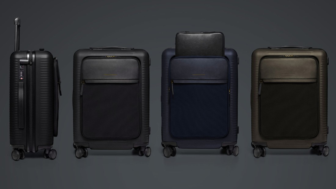 Horizn Studios 'smart' luggage