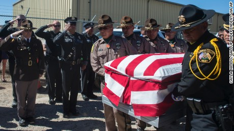 Three Navajo cops killed on duty in under 2 years