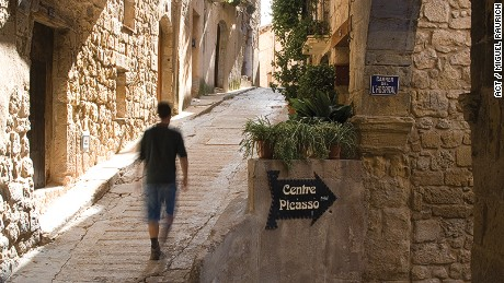 Centre Picasso: A great place to start your trip around Horta.