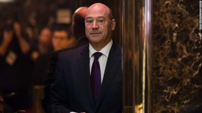 Trump adviser Gary Cohn reportedly considered quitting following Charlottesville