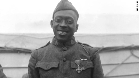 Sgt. Henry Johnson became a hero on the battlefield but faced another enemy when he returned home.