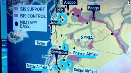 military syria strikes map damon live ac_00002230