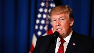 Donald Trump's on-the-job training