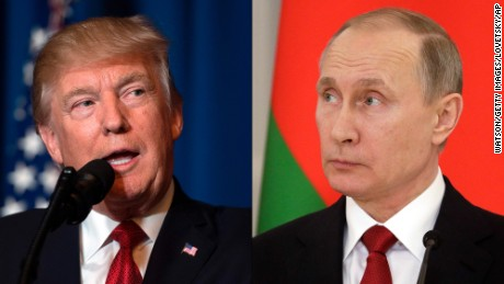 Trump and Putin have a lot to discuss