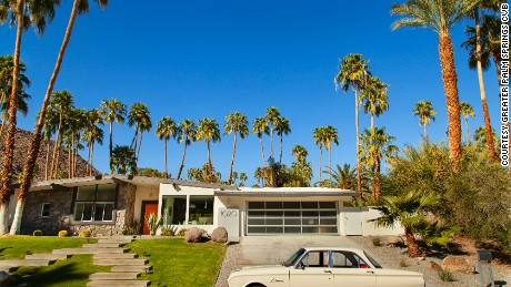 There are iconic examples of midcentury modern architecture practically everywhere you turn.