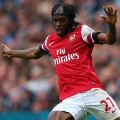 Gervinho of Arsenal