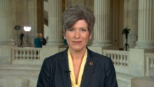 The Lead pre tape w/ Joni Ernst  Jake is doing a pre-tape with Sen Joni Ernst at 245pm. The Senator will be from Russell. Location: Russell Rotunda