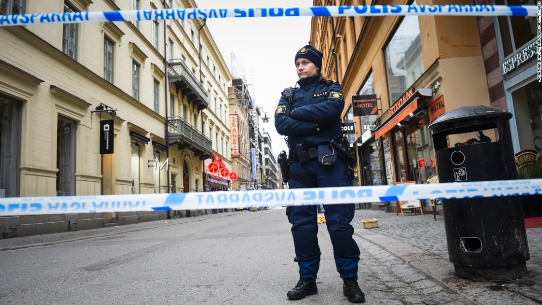 stockholm attack video