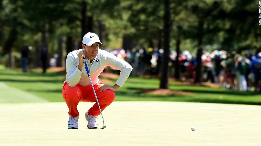"Rory McIlroy needs the Masters to complete the career grand slam of all four majors but says he needs ""the round of my life"" if he is to have a chance Sunday."