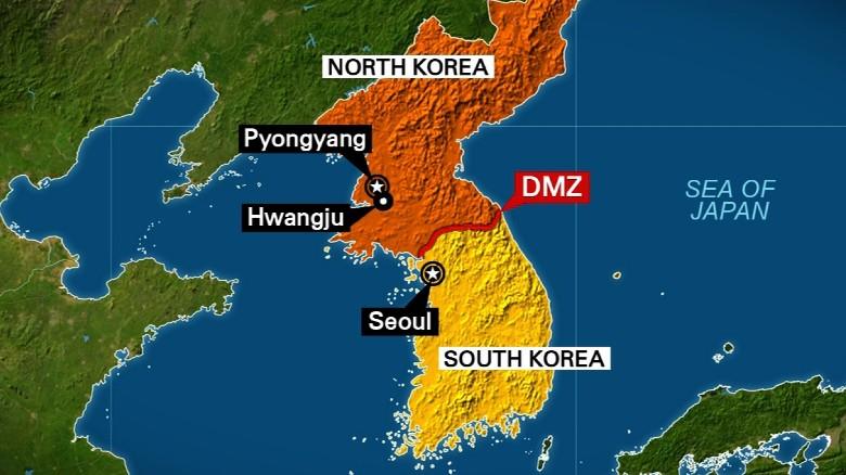 USS Carl Vinson heads to Korean Peninsula