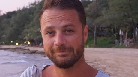 British national Chris Bevington was one of four people killed in the Stockholm truck attack.