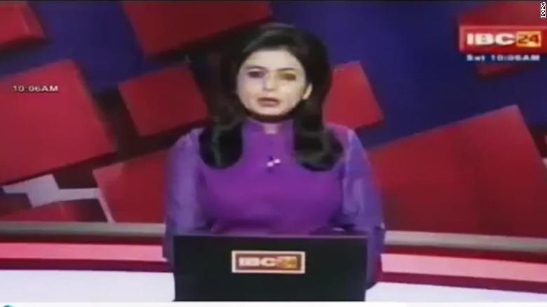 Supreet Kaur News anchor reports husband death orig vstop dlewis_00000000