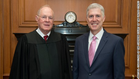 When will Justice Anthony Kennedy retire?