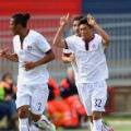 Kwang Song Han of Cagliari